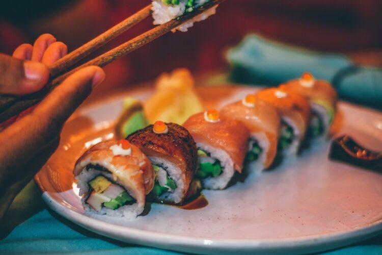 sushi totalleverandør